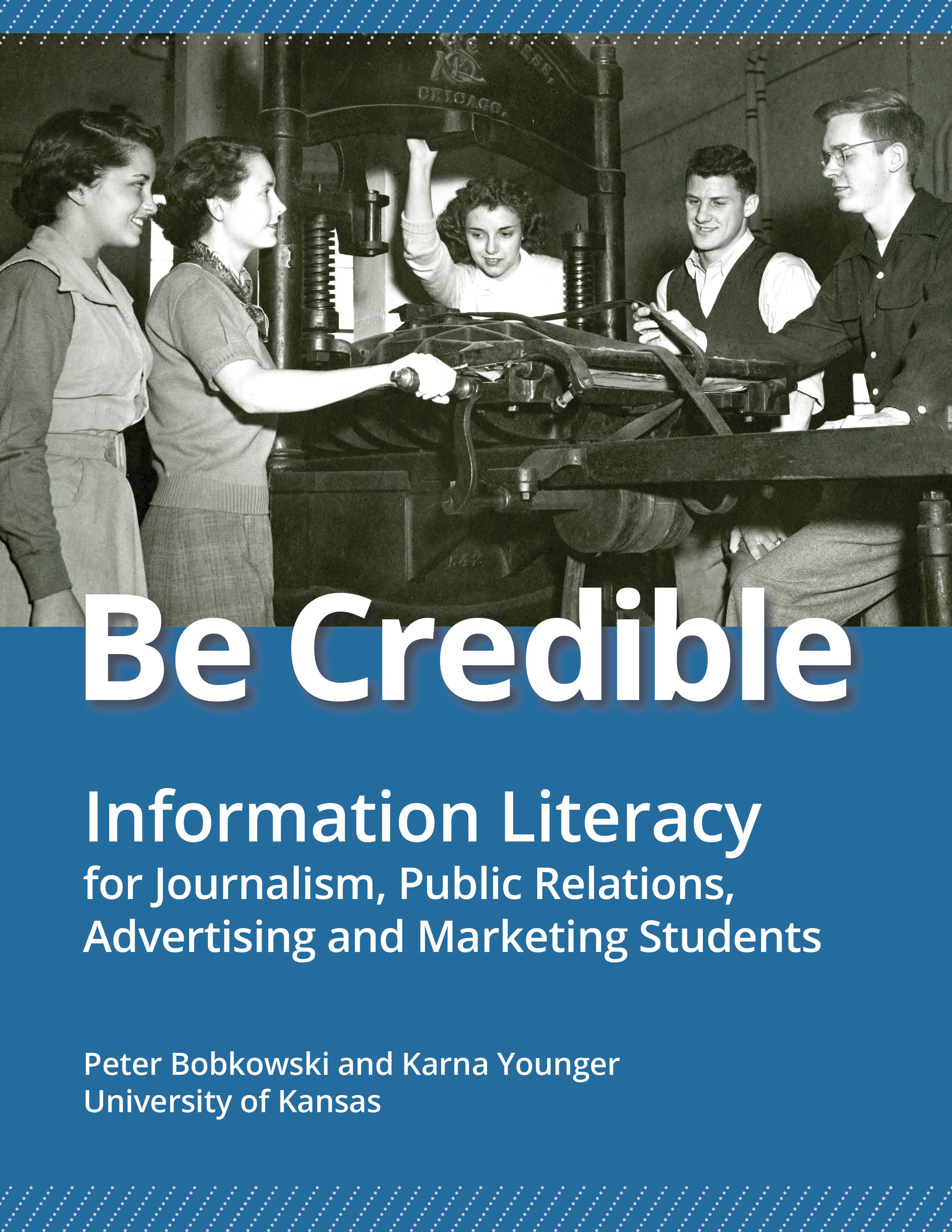 Cover image for Be Credible